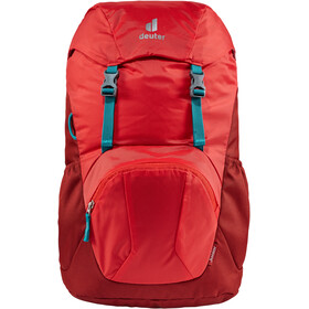 deuter Junior Backpack 18l Kids, chili/lava